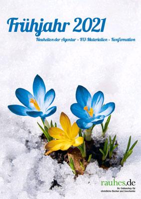 Katalog Frühjahr 2021 - Neuheiten der Agentur - KU-Materialien - Konfirmation