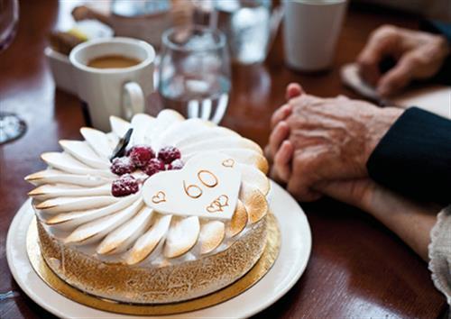 Eine Torte Zur Diamanthochzeit Ein Geode Cake Life Is Full Of
