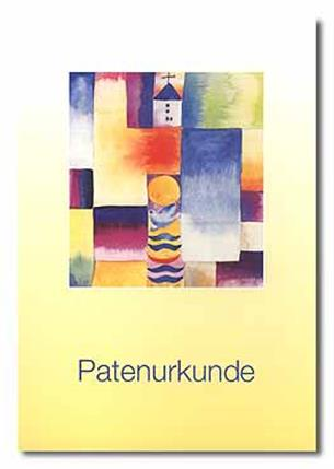 PC-Patenurkunde Krug (10 St.)