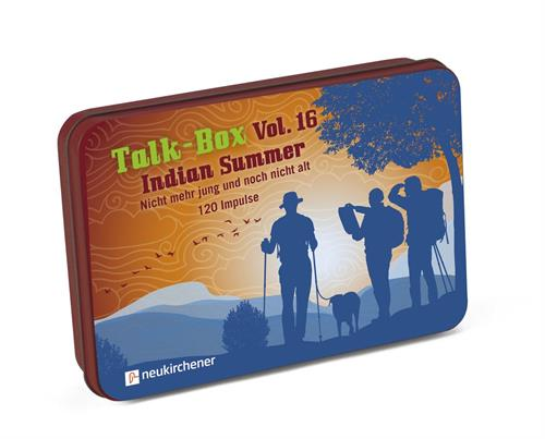 Talk-Box Vol. 16 - Indian Summer