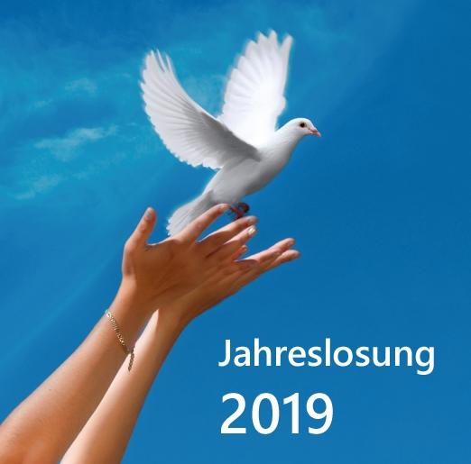 Jahreslosung 2019