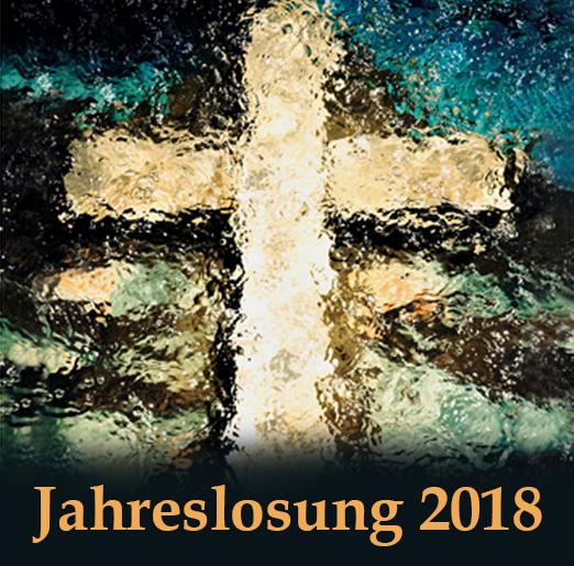 Jahreslosung 2018